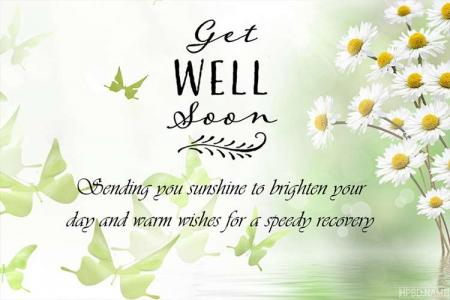 Make Get Well Soon Cards Online Free