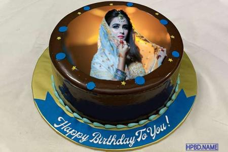 Create Birthday Cake Images With Photo And Name