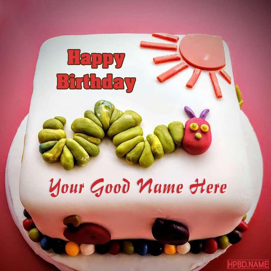 Best Kids Birthday Cake Ideas With Name Edit