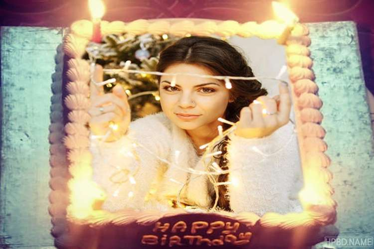 Birthday Cake Candles Pictures With Name Generator