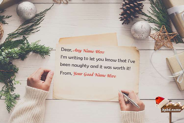 Merry Christmas 2020 Wishes Card Images With Name