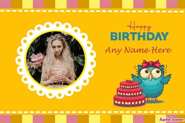 Lovely Birthday Wishes For Sister With Photo